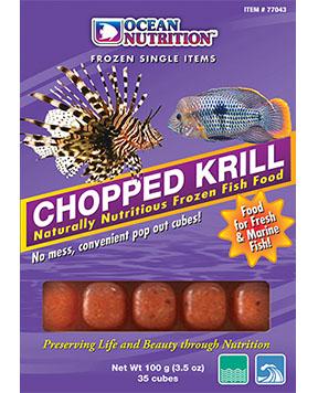 Chopped Krill