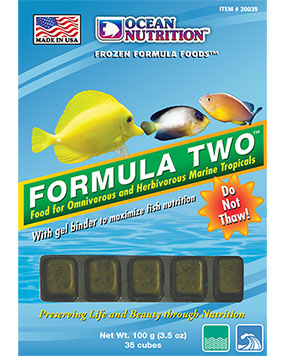 ON - Formula Two Frozen Food