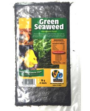 V2O Green Seaweed