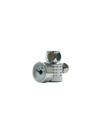 ISTA - Mini CO2 Flow Regulator (For Disposable CO2 Cartridge) 00607