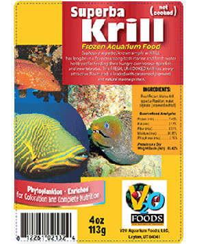 V2O Krill Superba