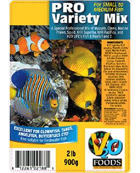 V2O Pro Variety Mix