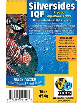 V2O Silversides IQF