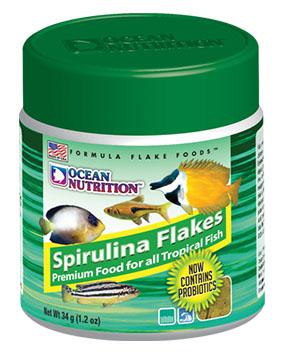 ON - Spirulina Flakes