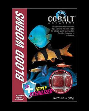 COBALT - Blood Worms Cubes