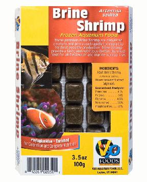 V2O Brine Shrimp