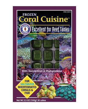 SF - Coral Cusine