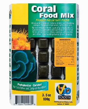 V2O Coral Food Mix