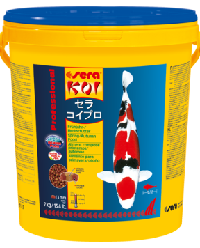 Sera - Koi Professional Summer Food 7014,7018