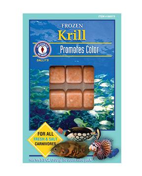 San Francisco Krill Color Enhancer Cubes