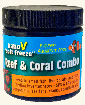 V2O Soft Freeze Reef & Coral Combo