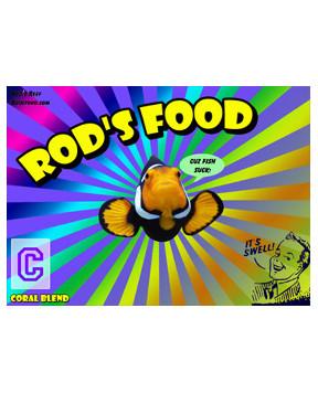 ROD'S FOOD - Coral Blend