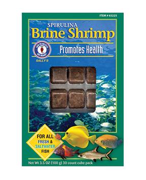 San Francisco Spirulina Brine Shrimp