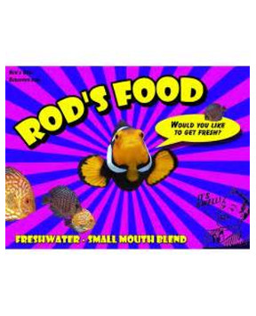 ROD'S FOOD - Small Mouth Blend  (Fresh Water)