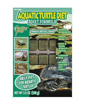 San Francisco Aquatic Turtle Diet