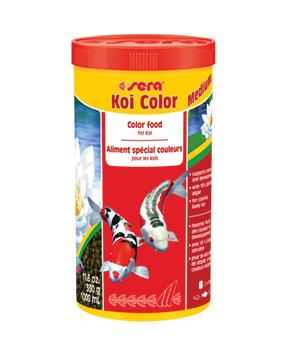 Sera - Koi Color Medium 11.6 oz.