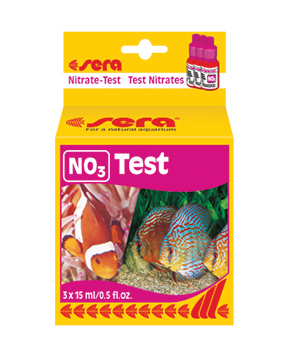 Sera - Nitrate Test Kit - (NO3)