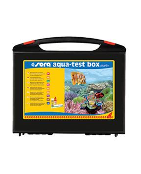 sera - Aqua-Test Box Marin (+Ca)