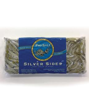 PRO SALT Silversides - Flat Pack/IQF