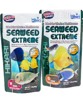 Hikari Seaweed Extreme SM Pellet