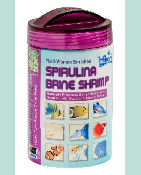 HIKARI - FD Spirulina Brine Shrimp 1.76 oz.