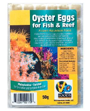 V2O Oyster Eggs 50 grams