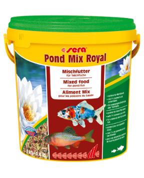 Sera - Pond Mix Royal 4.4 lbs.