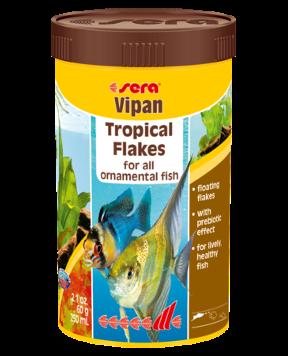 Sera Vipan Tropical Flakes