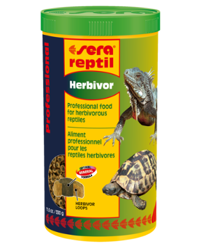 Sera Reptil Professional Herbivor 3 oz.