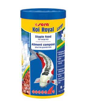 Sera - Koi Royal Medium #7114, #7123
