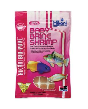 Hikari - Baby Brine Shrimp 1.75oz.