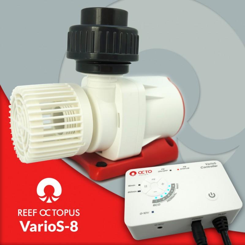 VarioS 8 Controllable Circulation Pump