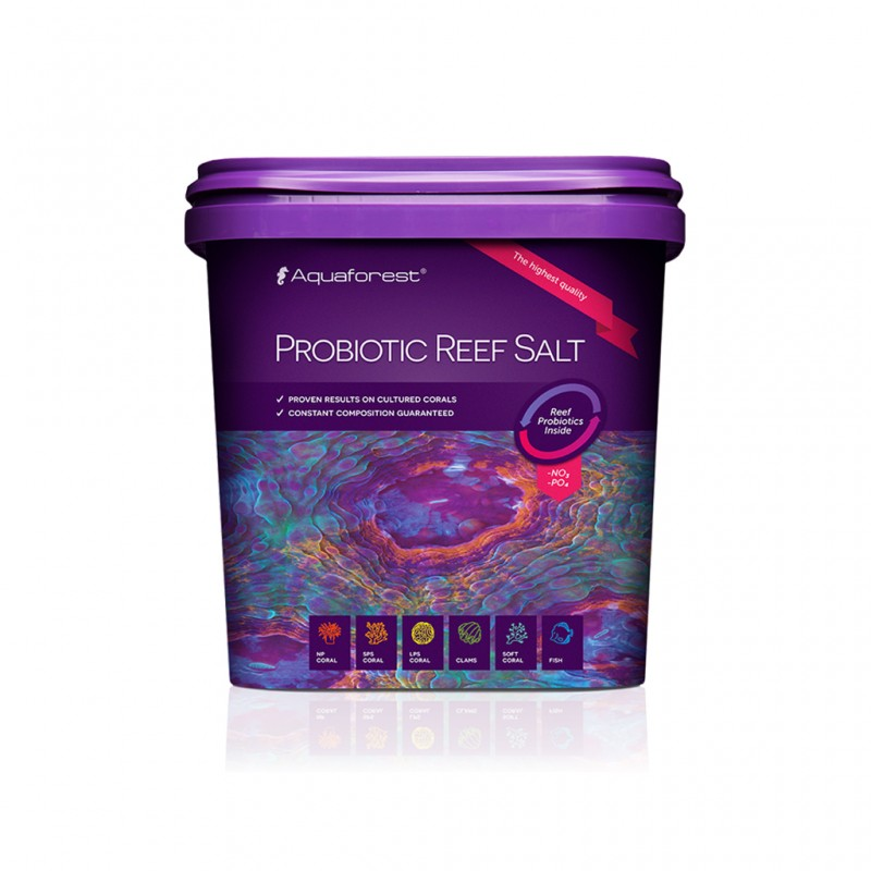 Aquaforest Probiotic Salt Mix