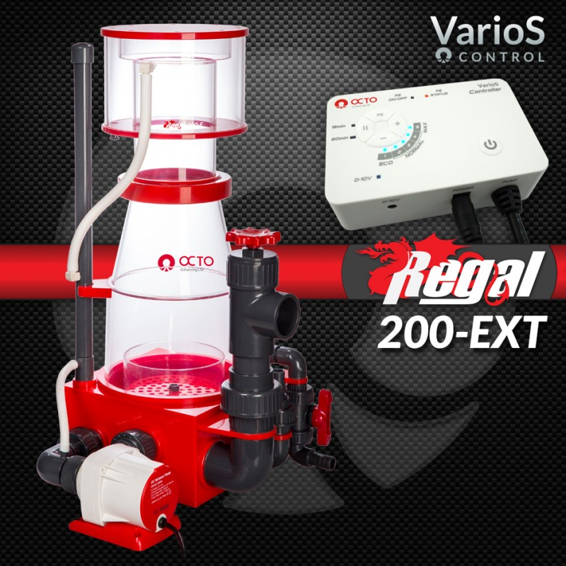 Regal 250EXT Recirculating Protein Skimmer