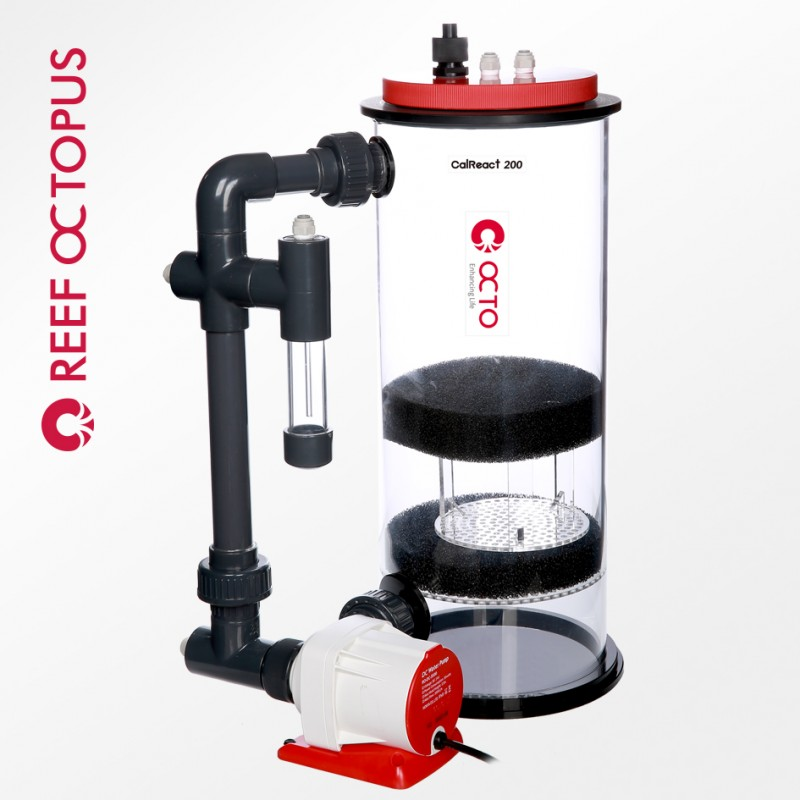 VarioS CR200 8 inch Calcium Reactor