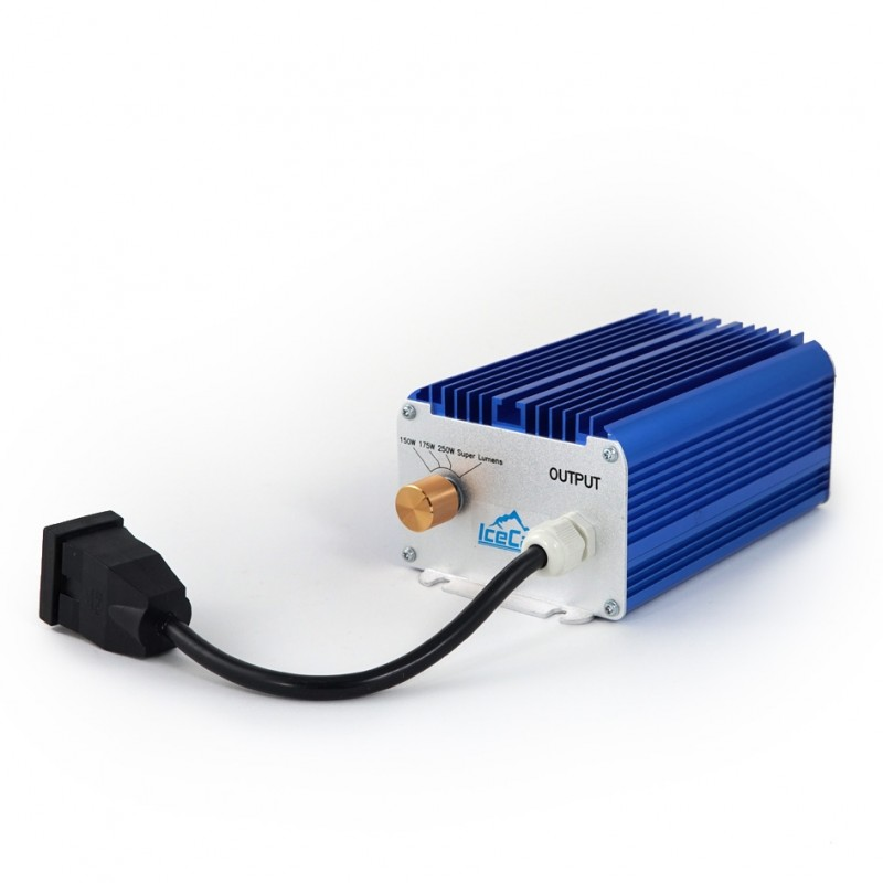 IceCap 250w Selectable Wattage Electronic Ballast