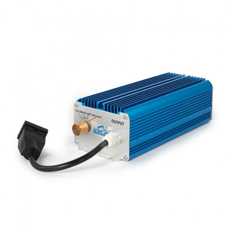 IceCap 400w Selectable Wattage Electronic Ballast