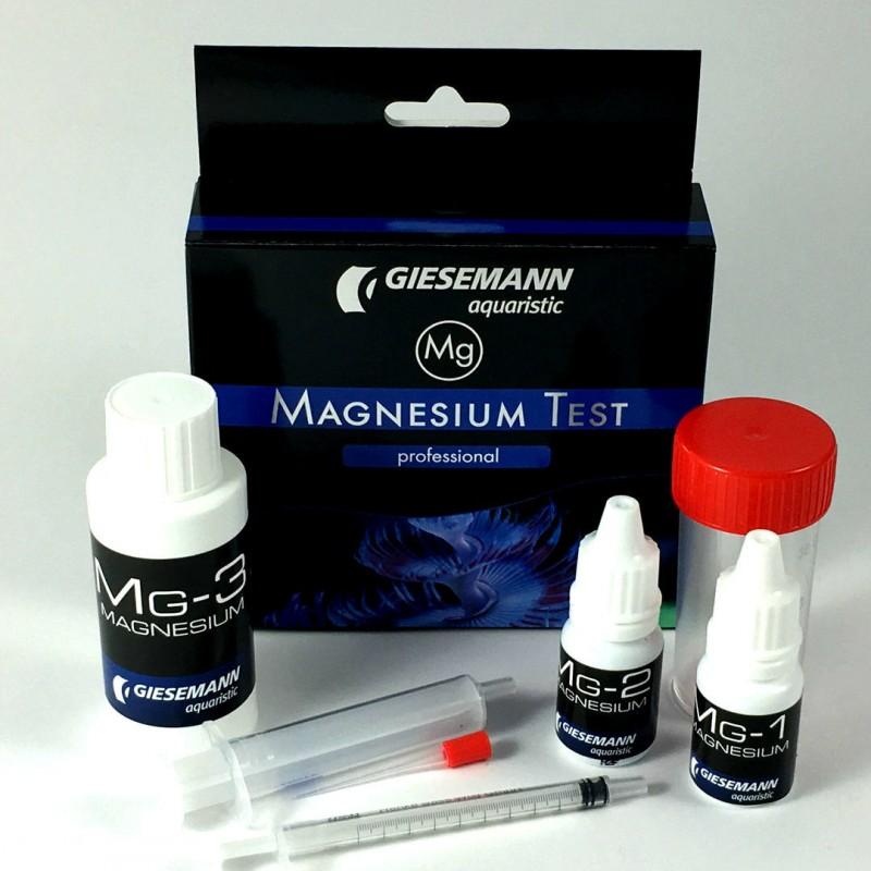 Giesemann Magnesium MG Professional Test Kit