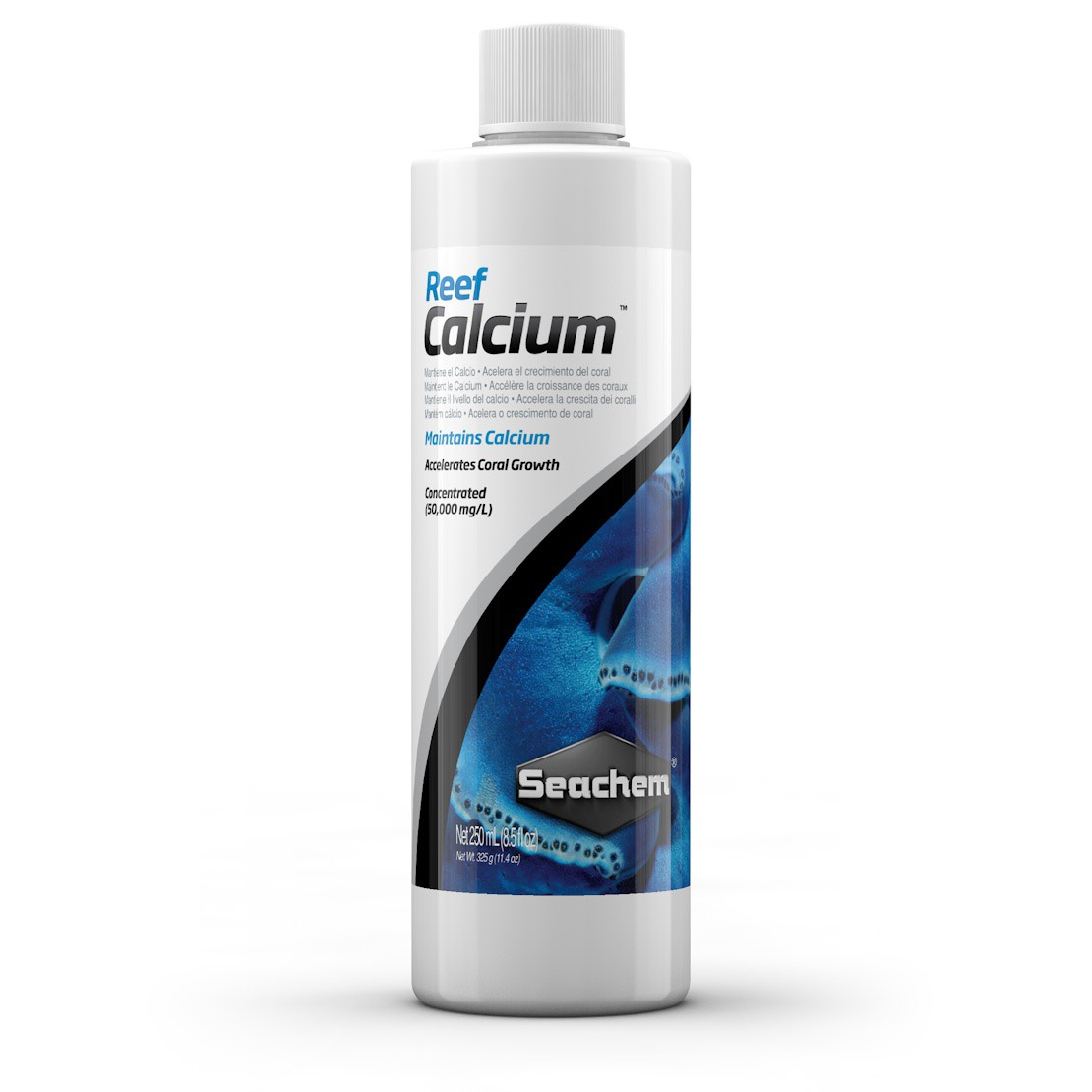 Seachem - Reef Calcium 250ml/8.5oz