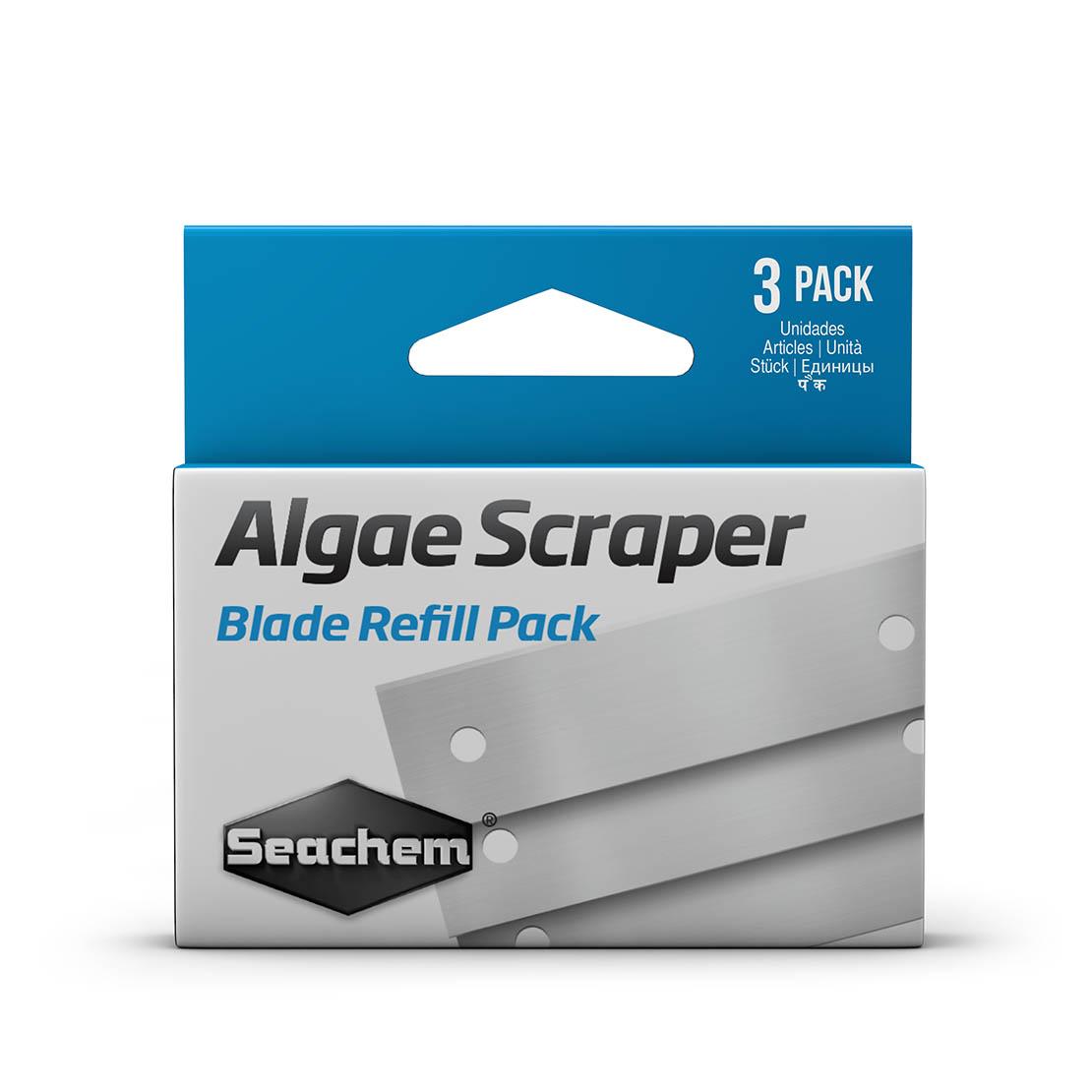 Seachem - Algae Scraper Replacement Blades