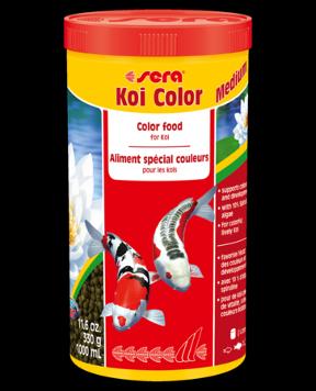 Sera - Koi Color Medium