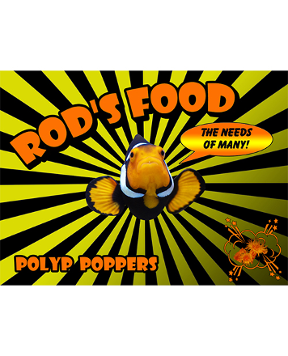 RODS FOOD - Polyp Poppers Blend