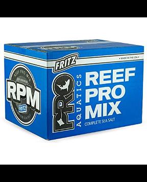 Fritz RPM - Reef Pro Mix Complete Marine Salt 55lb/4X50G Box